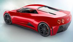 Here's Chevy's Plan For The Mid-Engined 2017 'Corvette Zora'