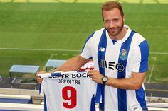 Depoitre é o novo número 9 do F. C. Porto