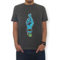 Camiseta Mano Fico# de @bakudas | Colab55