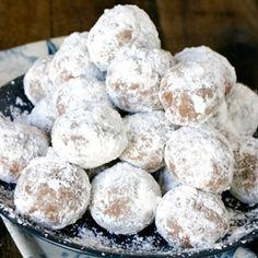 I make rum balls every Christmas =) I'll make them this year for Thanksgiving @Heather Creswell @Noelle Stransky Zimdahl