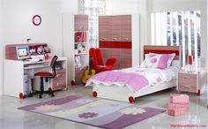 grey Kids ( Child ) Room Wardrobe Models