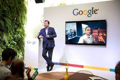 Evento Breakfast - Micro-momentos Google on Behance