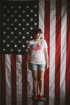 All American Girl www.chelceytate.com @toms @oldnavy
