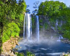 Featured Art - Unforgettable Waterfalls of Chiapas Mexico by Mark Tisdale