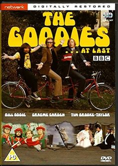 The Goodies ... At Last (BBC) [1970] [DVD] Network https://www.amazon.co.uk/dp/B00008MJ0W/ref=cm_sw_r_pi_dp_x_qYnJybXDE52XH
