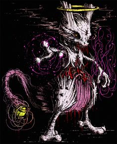 Mewtwo Undead by ~Mesozord on deviantART