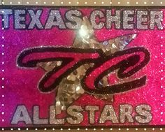 Competition cheer sign. #allstarcheer #texascheer