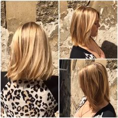 Blonde by Salvatore Team Bonn