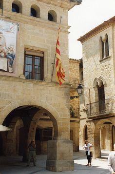 Horta de San Juan,  Tarragona Catalonia
