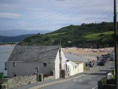 Benllech.  Spent many a happy day here ;)