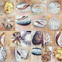 So I tried to get all my August bakes in one post, think I got them all #brød #food #bread #artisanbread #realbread #pizza #surdeig #surdeg #bendikbaker #naturallyleavened #breadsofinstagram #matprat