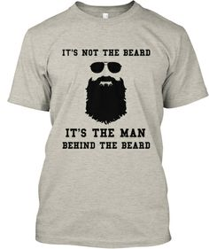 Show your appreciation and love for beards by ordering this awesome limited edition T-shirt Order yours NOW!! your orders for a shout out!! Rock the bad ass look...No razors allowed!