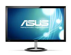 Osta ASUS VX238H NÄYTTÖ Powerilta!VX238H Full HD LED -näyttö korkealla 80,000,000:1 -kontrastisuhteella