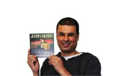 That's right, our Director, Jerome Gauder is a Belieber! Do you know a Belieber? Our Justin Bieber Wall Calendar is the perfect gift!
