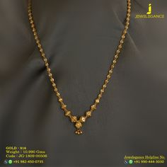 Markings For Gold Jewelry Italian Gold Jewelry, Mens Gold Jewelry, Pearl Jewelry, Pendant Jewelry, Beaded Jewelry, Gold Mangalsutra Designs, Gold Earrings Designs, Ring Designs, Gold Necklace Simple
