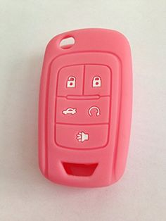 New 5 Buttons Silicone Cover Holder Key Jacket for Chevrolet Camaro Cruze Volt Equinox Spark Malibu Sonic Flip Remote Key Case Shell Cover(Pink) Chevrolet Volt, Chevy, Car Insurance Rates, Chevrolet Equinox, Key Case, Cute Cars, Wheel Cover, Sexy Cars, Future Car