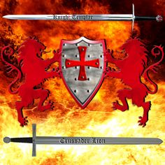 Click my Photo to join in my page! #KnightTemplar #CrussaderLion