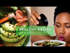3 Healthy Meals in 5 Minutes (Vegan/Vegetarian Friendly) - YouTube