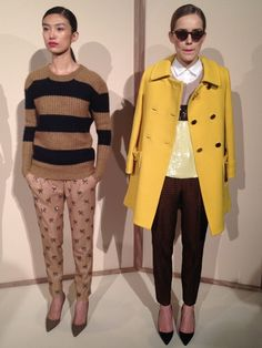 A First Look at J.Crew for Fall 2012! http://birch.ly/x2zEW6 #BBbackstage #NYFW
