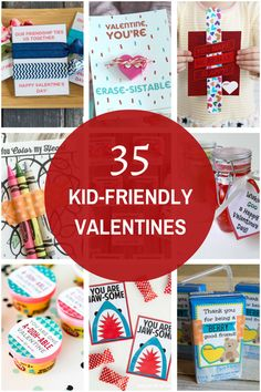 Free Printable Valentines for Kids | Creative and Fun cards for Valentines Day
