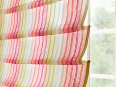 Hobbled Roman Shade using Liguria 3132 Traditional Interior, Fabric Shades, Roman Shades, Different Styles, Curtains, Modern, Romans, Home Decor, Blinds