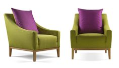 MOYA :: armchairs :: ZZZ Carl Jung, Wingback Chair, Armchairs, Contemporary Design, Accent Chairs, Shape, Classic, Furniture