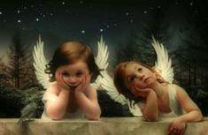 Little Angel In Heaven Wallpaper Healing Hugs, Angel Healing, I Believe In Angels, My Guardian Angel, Angel Pictures, Kid Pictures, Angels Among Us, Angels In Heaven, Angel Art