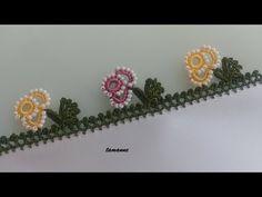 Kanalıma Abone Olmayı ve Videolarımı Beğenmeyi Lütfen Unutmayınız:)) Değerli yorumlarınızı bekliyorum.Yeni videolarımdan haberdar olmak için; bildirimleri aç... Crochet Lace Edging, Crochet Borders, Crochet Stitches, Knit Crochet, Crochet Patterns, Beaded Lace, Beaded Jewelry, Doodle Art For Beginners, Crochet Earrings Pattern