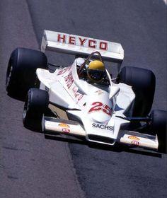 1977 Harald Ertl, Hesketh 308E Ford