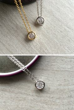 Simply Stated Pendant