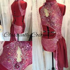 Designer Wardrobe Collection at Classically Costumed - 2016 sold