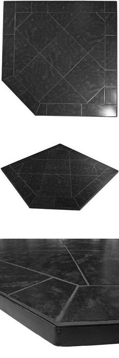 Fireplace Hearths 175824: Dreffco 40 X 40 Inch Marengo Corner Pad -> BUY IT NOW ONLY: $399.99 on eBay!