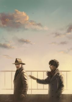 Ouch, my heart.   Cloud Atlas fanart.