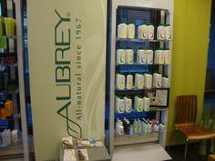 Kattava valikoima Aubreyn hiustenhoitotuotteita ja hiusten muotoilutuotteita