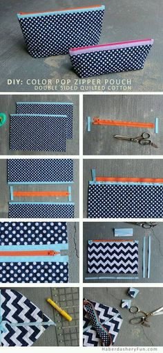 1 hour easy sew tote bag. And