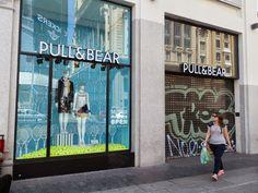 laNOconvencional: EL TENIS DE MADRID VISTE DE PULL&BEAR