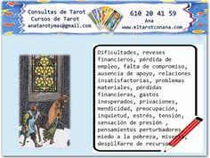 Los Menores del Tarot: CINCO DE OROS Tarot Significado, Tarot Gratis, Luis Royo, Witches, Spirituality, Tarot Decks, Tarot Cards, Tarot Spreads, Palmistry