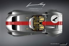 Jannarelly Automotive présente la Design-1 - actualité automobile - Motorlegend