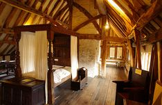 Anne of Cleves House in Lewes, Sussex. A must see for visitors to the UK who are interested in the Tudor period.