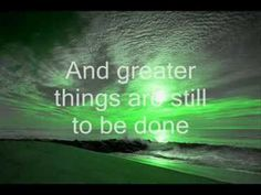 God of the city by Chris Tomlin