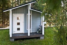 Paint Exterior Wood using Tikkurila's Winning Wood Finishes