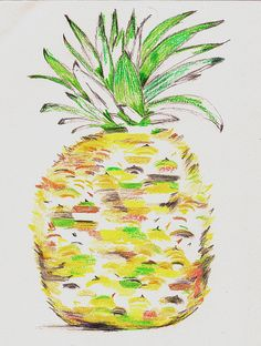 pineapple by Fanny.rose