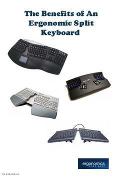 The Benefits of An Ergonomic Split Keyboard -http://www.ergonomicsmadeeasy.com/store/category/ergonomic-keyboards-and-keypads/