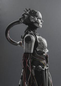 Adjutant profile (Starcraft) - Costum : Chrix Design / Photo : DreamHack