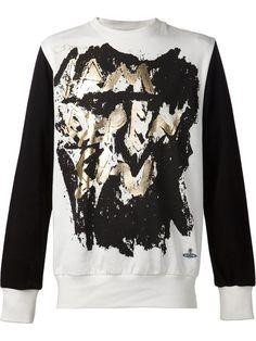 "Vivienne Westwood / ""I Am Expensive"" Sweatshirt"