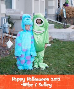The cutest costumes!
