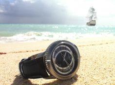 Charriol around the world: Bayahibe, Dominican Republic.  Colvmbvs Grande Réserve watch.