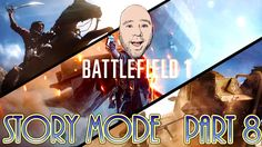 Battlefield 1 Story Mode Part 8 EPIC Battle to end the Tanker Story