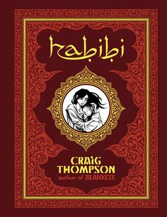 I've liked everything Craig Thompson has ever done, and I doubt that this will disappoint either.