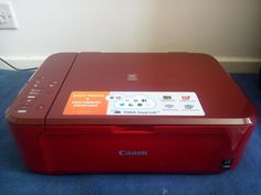 NEW CANON PIXMA MG3600 ALL IN ONE PRINTER COLLETION ONLY BARGAIN PAYPAL PAY 1st